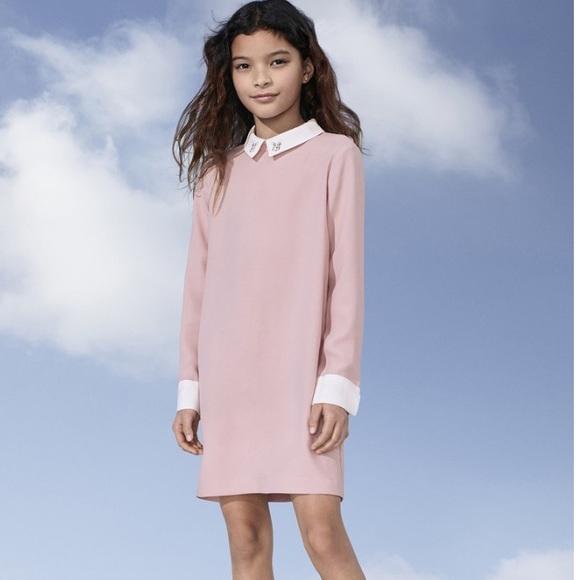 115e56f09b9 Victoria Beckham Target Girls Blush Bunny Dress